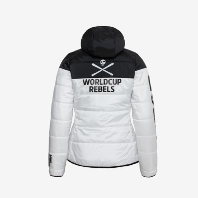 Product hover - RACE STAR LIGHT Jacket Women white/black