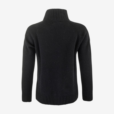Product hover - AMBER Pullover Women black