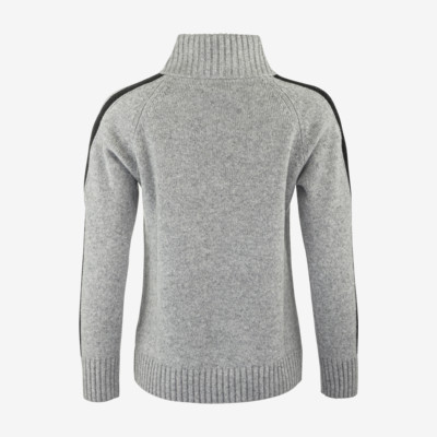 Product hover - AMBER Pullover Women grey melange