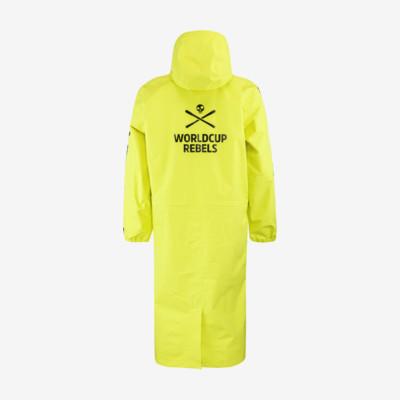 Product hover - RACE Rain Coat Junior yellow race