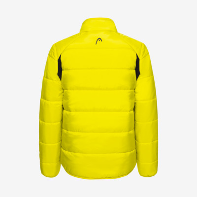 Product hover - RACE KINETIC Jacket Junior yellow
