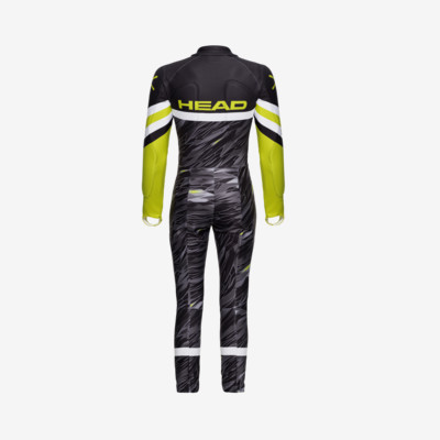 Product hover - RACE Suit Junior black/yellow
