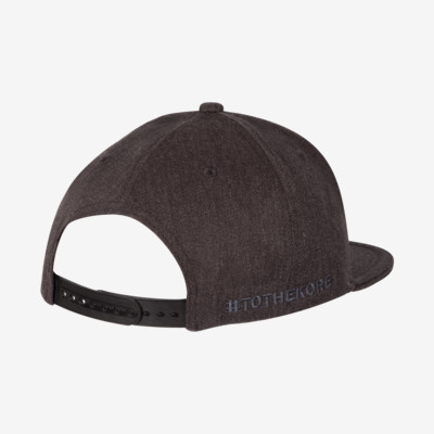 Product hover - Kore Flat Cap anthracite