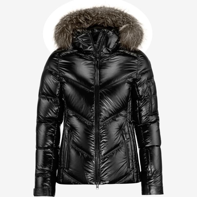 Shop the Look - FROST FUR Jacket Women