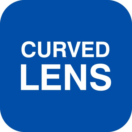 Curved Lens