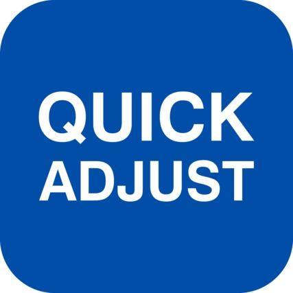 Quick Adjust