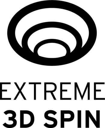 Extreme 3D Spin