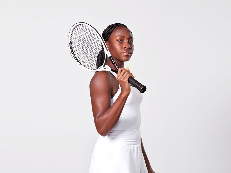 overview Coco Gauff