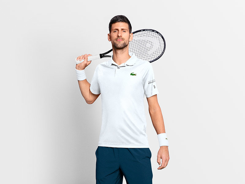 overview Novak Djokovic