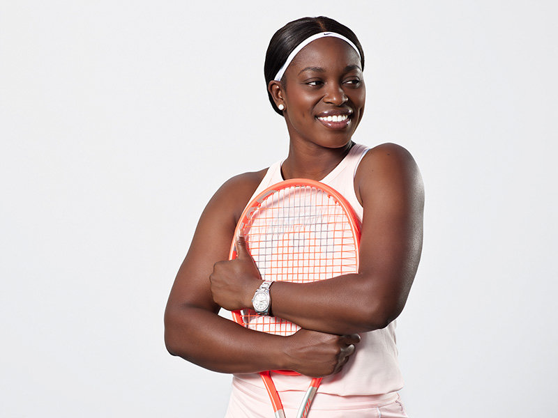 overview Sloane Stephens
