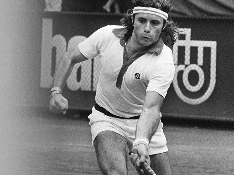overview Guillermo Vilas