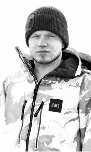 portrait Luca Schuler